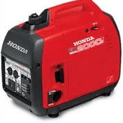 Generator 2000W (clean power for audio)
