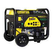 Generator 7000W 2 - 20amp circuits