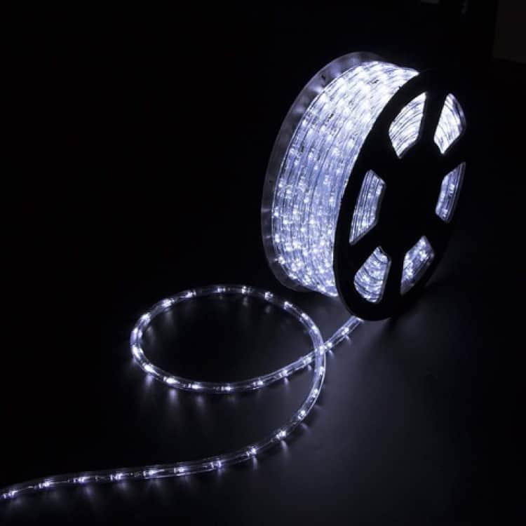LED Rope Light (Cool White) 150'
