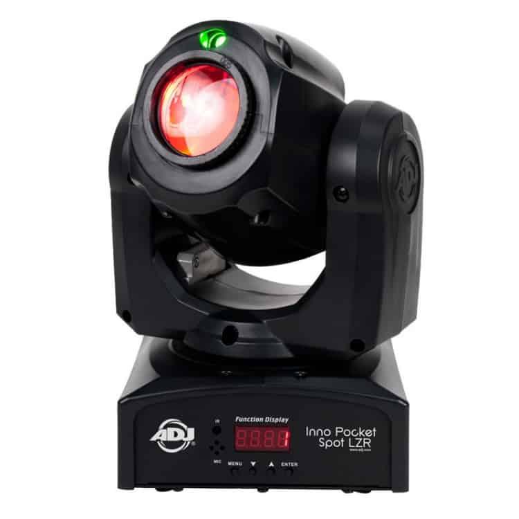 Pocket Spot 12W Moving Head LED Light