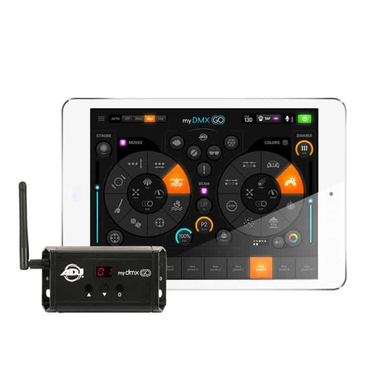 iPad DMX Controller (iPad separate)