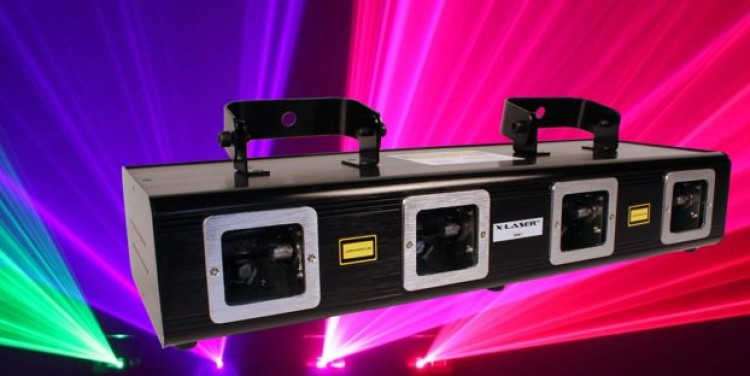 X4C Laser Special Effect
