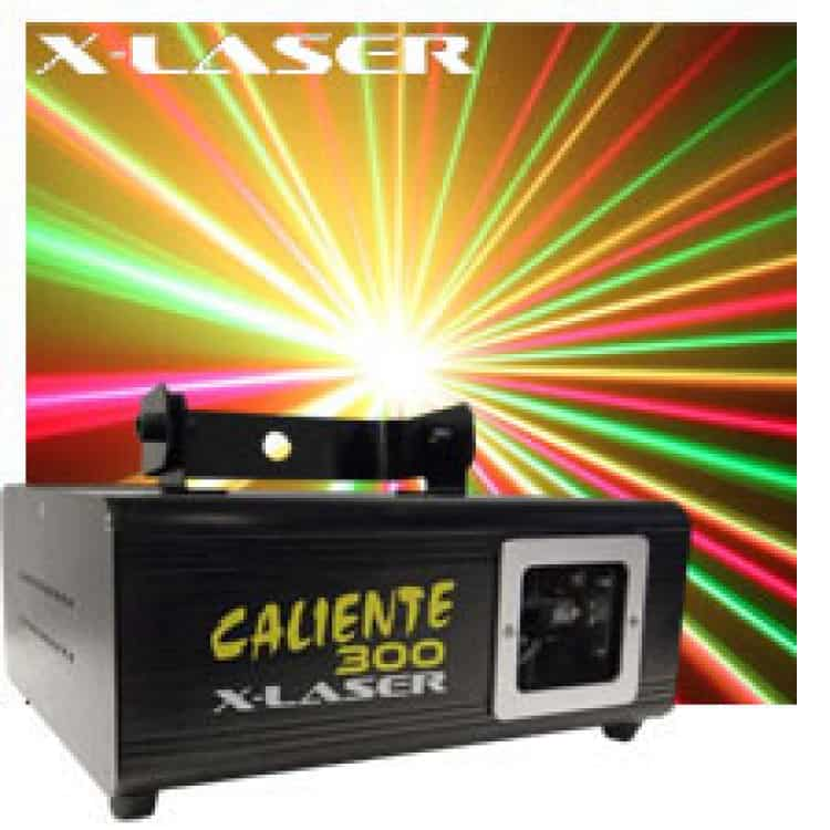 Laser Special Effect Caliente 300