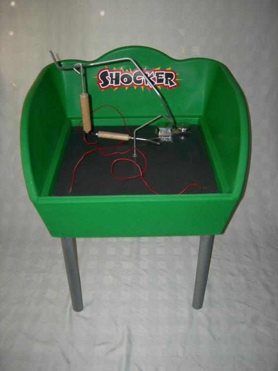 Shocker Midway Game