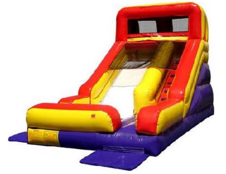 Summer Splash Slide (Wet) 16ft tall