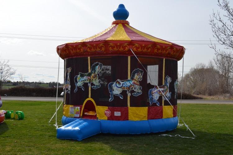 Carousel Jumphouse