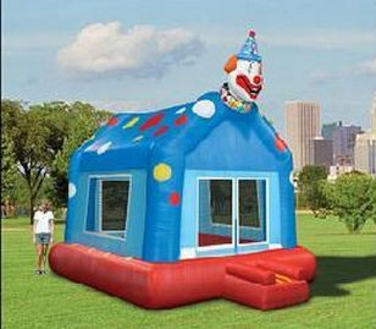 Clown Jumphouse