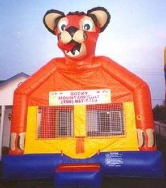 Tiger Jumphouse
