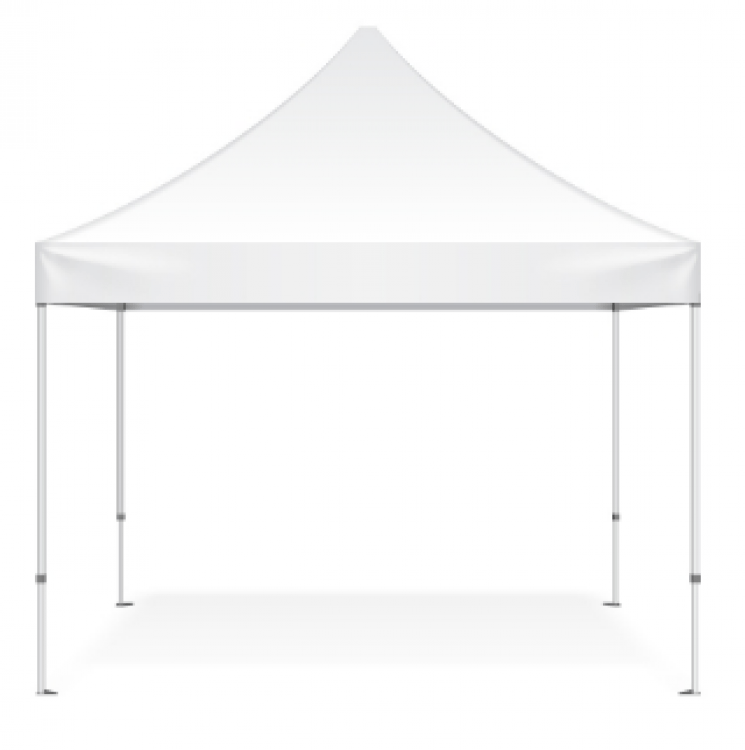 Canopy 10X10 White