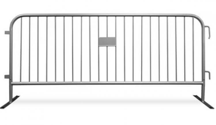Barricade 8 ft.- Crowd Control