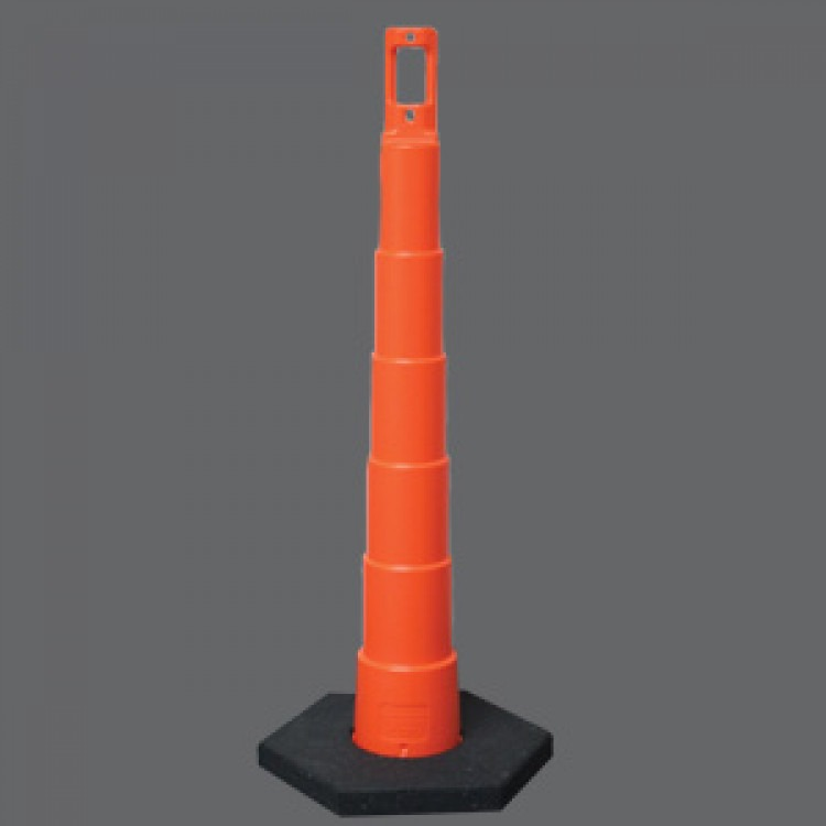 Candle Stick Traffic Cone