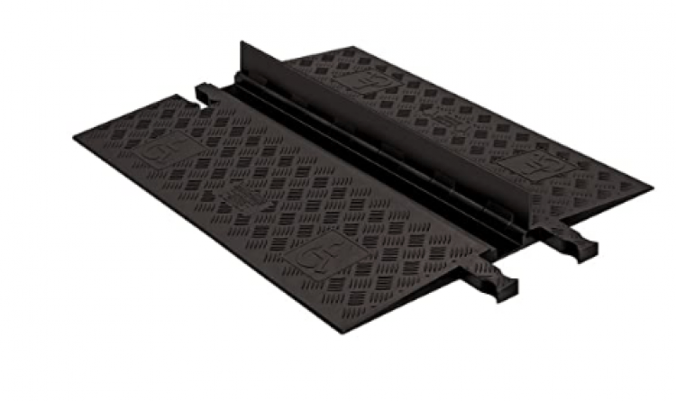 Cable Manager ADA Ramp (1 Track)