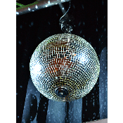 Mirror Ball 20in w/motor