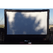 16' x 9' Inflatable Screen*