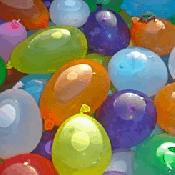 Waterballoon Toss
