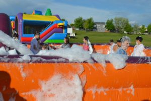 Image of Foam Pit at Event