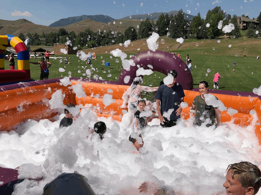 Foam Party Foam Parties