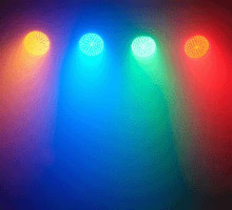 Par 38 LED System