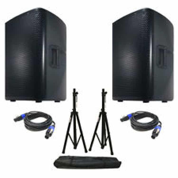 DJ & PA Systems