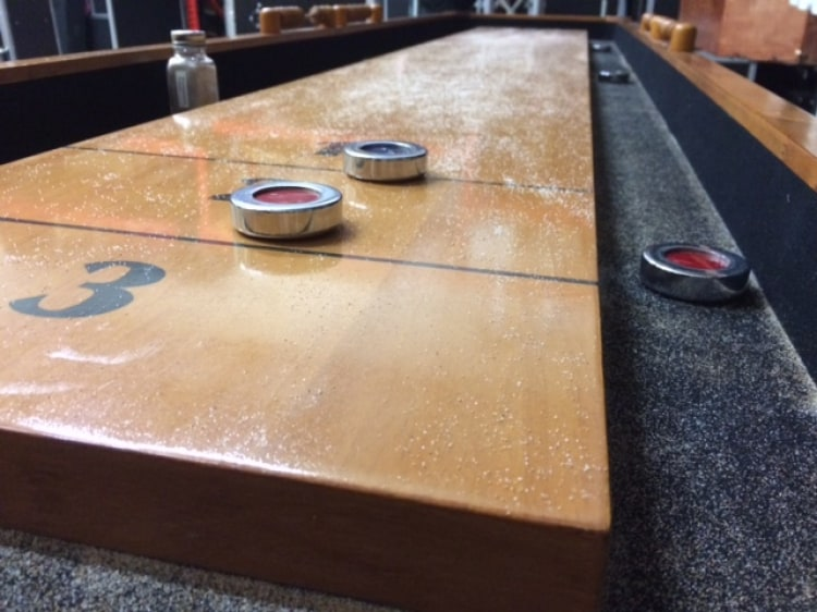 Shuffle Board Mini