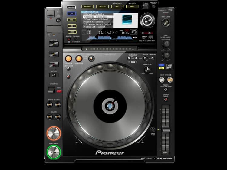 CDJ-2000 Nexus CD Player