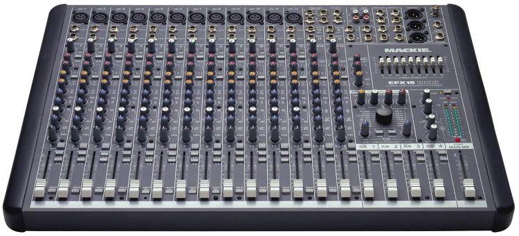 16 Channel Sound Board
