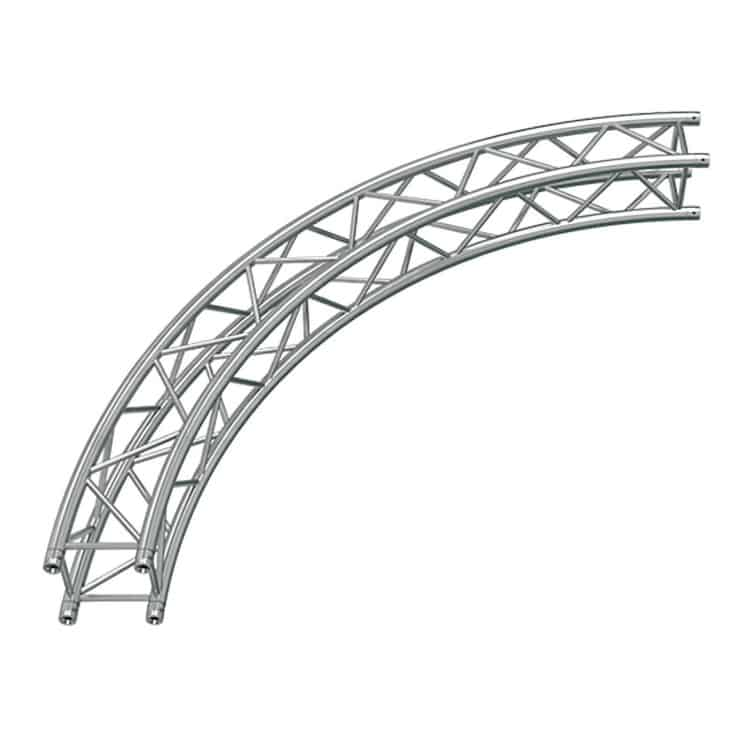 Box Truss 9.84' Quarter Circle 3m