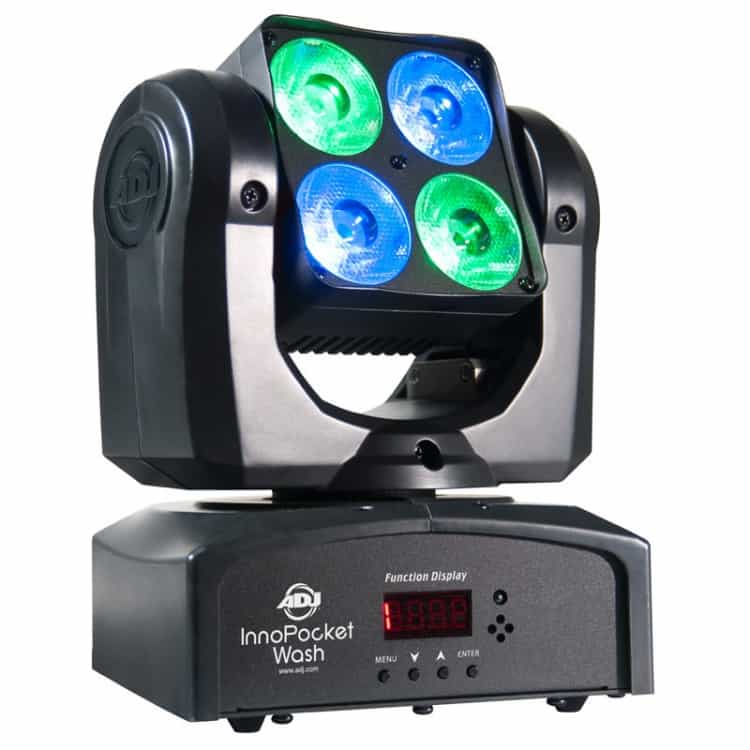 Moving Head Light 40W RGBW Wash