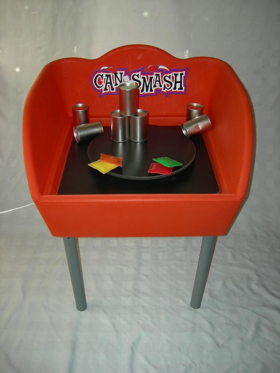 Can Smash Midway Game