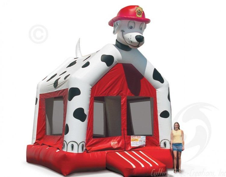 Dalmatian Jumphouse