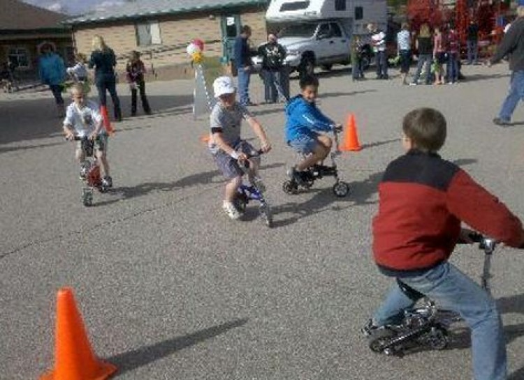 Mini Bike Races