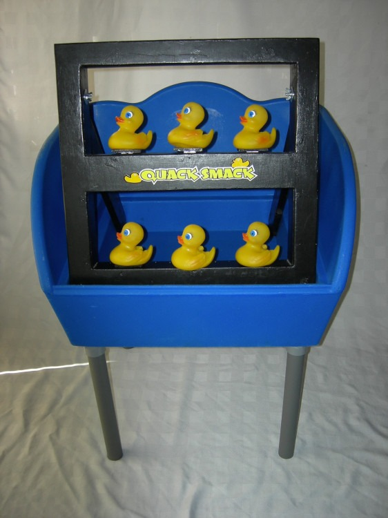 Quack Smack Midway Game