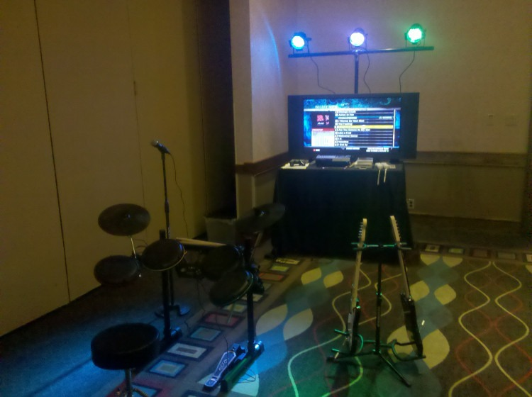 Rock Band Experience