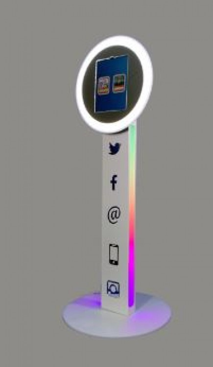 VenuePad Photo Booth