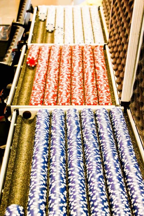 Casino Chips 1,000 (rental)