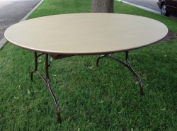 Setup & takedown - Tables