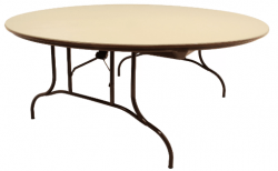 72in Kwikcover Round Table Cover