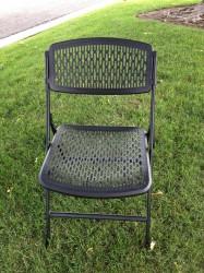 Setup & takedown - Chairs