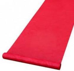 Red Carpet Aisle Runner 50ftx30inch